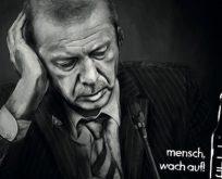 """ALMANYA'DA ERDOĞAN'LI GAZOZ REKLAMI,""""HEMŞERİM UYAN"""""""