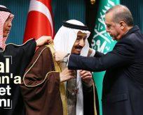 SUUDİ ARABİSTAN'DAN TÜRKİYE'YE KÜRTLERİ KIŞKIRTMAYLA KATAR TEHDİDİ