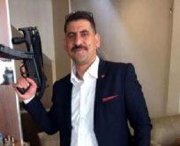 ANKARA'DAN DÜZCE'YE AKP'LİLERİN ELİNDE MP-5