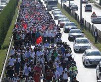 AKP'NİN BİTMEYEN ADALET YÜRÜYÜŞÜ ÖFKESİ,CHP'Lİ BELEDİYELERE SORUŞTURMA
