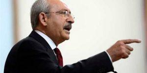 KILIÇDAROĞLU'NUN AKP'LİLERİ KIZDIRAN TESPİTİ,KİLİS'TE HERKES OY KULLANSA BELEDİYE BAŞKANI SURİYELİ OLUR