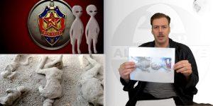 CIA BELGESİ,UZAYLILAR RUS ASKERLERİ TAŞA ÇEVİRMİŞ