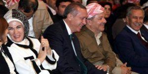 AKP'Lİ METİNER,BARZANİ'DEN RAHATSIZ DEĞİLİZ,HERKESTEN FAZLA İŞ BİRLİĞİ YAPIYORUZ