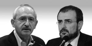 AKP'Lİ ÜNAL,KILIÇDAROĞLU LİDER DEĞİL,LİDERİMİZİN DE MUHATABI DEĞİL