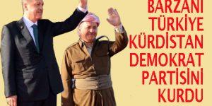 BARZANİ'Cİ TKDP SÖZCÜSÜ,AKP'NİN DOĞU TEŞKİLATLARI BİZDEN,TABELA PARTİSİ OLUR