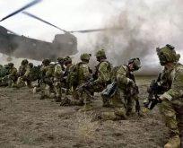 NEYİN HAZIRLIĞI;ABD ORDUSU BULGARİSTAN'DAN TÜRKİYE SINIRINA İLERLİYOR