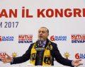 AKP GENEL BAŞKAN YARDIMCISI COŞTU;TÜRKİYE'DE HERKESİN CUMHURBAŞKANINA BORCU VAR
