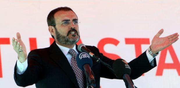 AKP'Lİ ÜNAL,ADİLE NAŞİT'İN NİNNİ OKUDUĞU TÜRKİYE BİZİM İÇİN KABUSTU