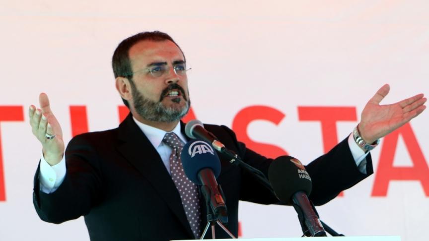 AKP'Lİ ÜNAL'DAN 15 TEMMUZ YORUMU;KILIÇDAROĞLU VE ARKADAŞLARINI İYİ NİYETLİ GÖRMÜYORUZ