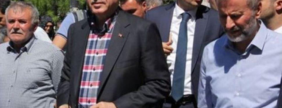 ERDOĞAN,YPG'NİN YAKLAŞIMI NEYSE,CHP'NİN YAKLAŞIMI O DUR