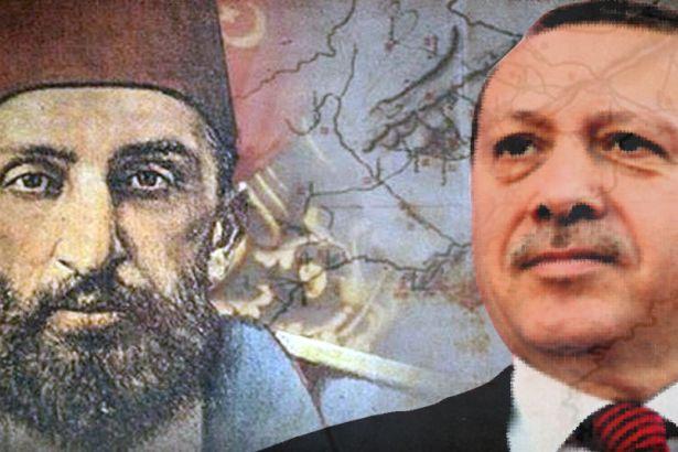 AKP'Lİ VEKİL;DÜN ABDÜLHAMİD'E YAPILANLAR BUGÜN ERDOĞAN'A YAPILIYOR
