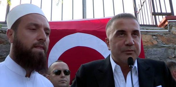 "SEDAT PEKER'DEN""FETÖ BENİ HARCATACAK"" İDDİASI"