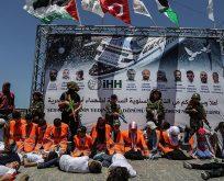 AKP,İSRAİL'LE YAPILAN MAVİ MARMARA ANLAŞMASININ İPTALİNE RET OYU VERDİ
