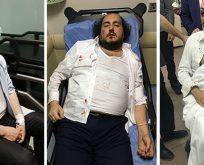 MHP'LİLER SAADET PARTİLİLERE SALDIRDI,BİZ SİZİ HDP'Lİ SANDIK DEDİ