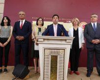 CHP'DE KURULTAY İSTEYENLER BAŞARMAK ÜZERE,TOPLANAN İMZADA SON DURUM