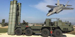 ABD'DEN İLK S-400 YAPTIRIMI;TÜRKİYE F-35 PROGRAMINDA YOK