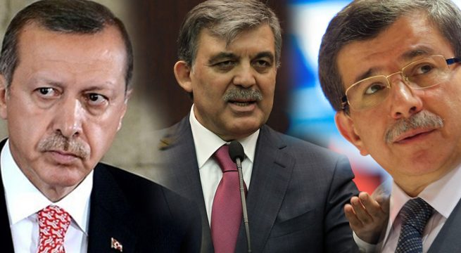 AKP'NİN 18 YILLIK HİKAYESİNDE GÜL VE DAVUTOĞLU AFOROZ EDİLDİ