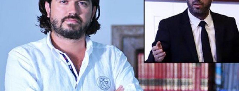 MHP'Lİ SAFFET SANCAKLI'DAN RASİM OZAN'A;ÖMÜR BOYU PEŞİNDEYİM