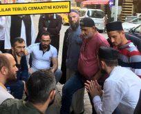 ARTVİN BORÇKA'DA HALK ŞERİAT PROPAGANDASI YAPANLARI KOVDU