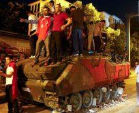 AKP'DEN YENİ DARBE HAZIRLIĞI SÖYLEMLERİNE YANIT;MİLLETİMİZE GÜVENİYORUZ
