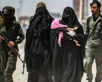 IŞİD'LİLER VE AİLELERİ TÜRKİYE'YE GETİRİLDİ