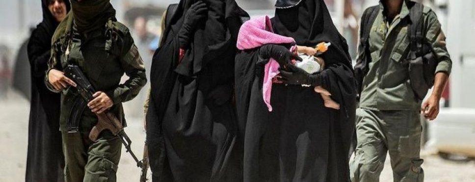 ABD IŞİD'LİLERİN SERBEST KALMASINDAN TÜRKİYE VE ERDOĞAN'I SORUMLU TUTTU