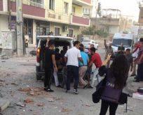 KIZILTEPE'YE YPG SALDIRISI;ÇOK SAYIDA ÖLÜ VE YARALI