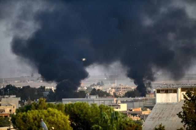 IŞİD ORTAYA ÇIKTI;KAMIŞLI'DA Kİ BOMBALI ARAÇ SALDIRISINI ÜSTLENDİ