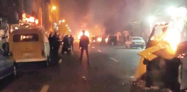 İRAN'DA SOKAĞA ÇIKAN REJİM MUHALİFLERİNE ABD DESTEĞİ