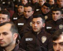 BEKÇİ YASASI;PARTİ KOLLUĞU,SARAY'A POLİS YETMEDİ