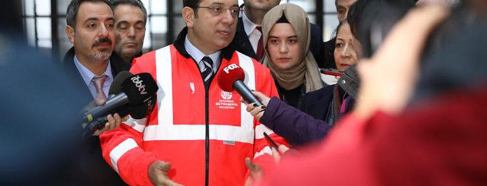 İMAMOĞLU;AÇIKLANAN CORONA ÖLÜMLERİNİN 50 MİSLİ İSTANBUL'DA
