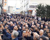 AKP'NİN KALESİNDE AKP'YE İSYAN;DİNİMİZİ,İMANIMIZI SÖMÜRE SÖMÜRE..
