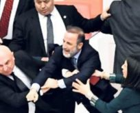 ENGİN ÖZKOÇ'A İLK YUMRUĞU ATAN AKP'Lİ VEKİLDEN TEHDİT