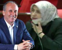 İNCE,AKP'DEN ÖNCE YOL YOKTU,BUZDOLABI YOKTU,MAĞARADA YAŞAR..