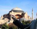 AYASOFYA'NIN HALKTA Kİ KARŞILIĞI,'AYASOFYA'YA BAK TAKTİĞİ'