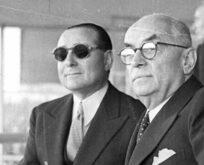 1957'DE İLK BÜYÜK PETROL REZERVİNİ BAYAR VE MENDERES BULMUŞ