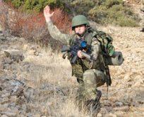 GENEL KURMAY BAŞKANLIĞI 41 PKK'LI ÖLDÜRÜLDÜ