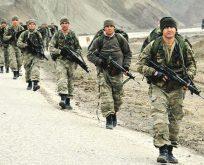 PKK DİYARBAKIR'DA KARAKOLU TARADI 1 ASKER YARALI