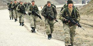 ŞEMDİNLİ'DE PKK SALDIRISI 1 ASKER ŞEHİT