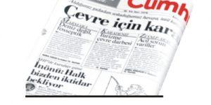 CUMHURİYET MİT TIRLARI BOMBALARINA DEVAM EDİYOR