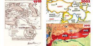 IRAK VE SURİYE BİTTİ SIRA BİZDE;ABD'NİN KÜRDİSTAN HEDEFİ