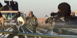 TÜRK YETKİLİLER IŞİD'LE PETROL TİCARETİ YAPIYOR
