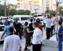 GAZİANTEP'TE SURİYELİLER KADIN TACİZ ETTİ,HALK AYAKLANDI