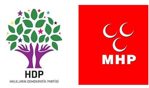 MHP-HDP KOALİSYONU MECBURİYETİ DOĞABİLİR