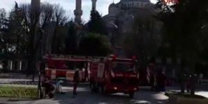 SULTAN AHMET MEYDANI PATLAMASINDA CANLI BOMBA ŞÜPHESİ,YARALI POLİSLER VAR