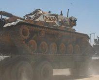 TANKLAR SURİYE SINIRINDA,YPG'YE OPERASYON MU VAR?